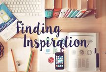 Looking for Inspiration