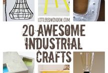 industrial craft ideas for home