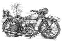 Motorky / Moto