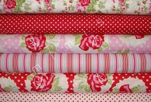 The Love Of Fabric / by Rhonda Pickard