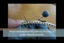 Opetusvideot- Helmien talo opettaa-Tutorial videos / Lisääntyvä valikoima Helmien talo opettaa opetusvideoita. Tutorial videos from Helmien talo.