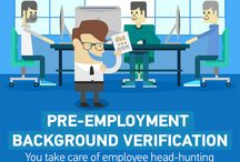 Pre-Employment Background Verification in India / Fourth Force is a leading background verification Company in Chennai, India performs Pre-Employment Background Verification to avoid fudged resumes.