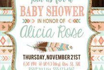 Baby shower Maria Paz