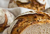 Brot und Brötchen // bread, rolls, bagels