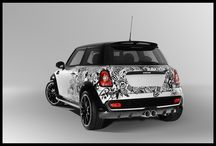 Mini Cooper Art Design