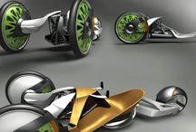 Triciclos y carros de Pedal