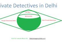 Private Detectives In Delhi