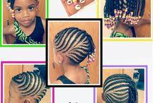 Children's styles