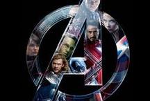 Avengers  / by Kira Baze