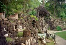 Smaller-Than-Life / Many builders have been compelled to create miniature renditions and scale models of real and imagined places. Examples include Eaglemount Rockeries, the Ave Marie Grotto, and Shangri-La/White Rock Village