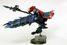 Warhammer 40000 Dark Eldar