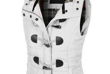 puffy jacket vest