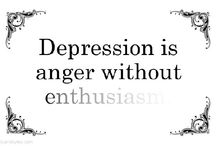 Depression / by Robin Hill