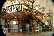 Whimsical homes / Earthly and honest spaces