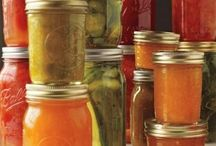 Crafting Foods: DIY Mixes & Home Canning / DIY Food Mixes, Home Canning, Dehydrating Foods, Food or Ingredient Substitutions, Food Basics Homemade, etc. / by Lorry Heiser