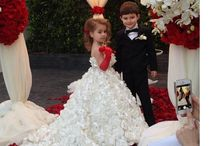 Little Brides, Flower girls & Ring Bearers