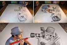3D Illustration / Illustrazioni 3D