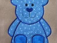 Applique -Bears !