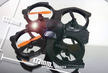 Quadcopter / 12 minutes flying Alloy material big size Quadcopter, camera and FPV both in option