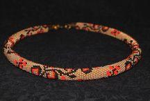 бисер вязание