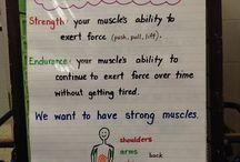Info for Alex's School Work