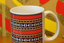 Products by AissataArt / Here I present you with several of my own products. Mugs, Posters and more...Each time you look at my posters hanging on your walls they will bring a smile to your face and inspire you.  At breakfast when drinking coffee or tea in my colorful and festive mugs, take the time to celebrate YOU and start your day feeling empowered!