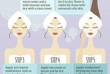 Helpful tips / Makeup, life, love etc
