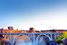 Spokane, Washington - City of my youth / by Merry Ford