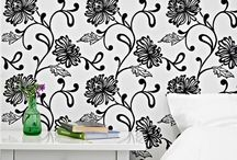 The Orchard: Statement Patterns: Shabby Chic Vintage / Wallpaper Ideas Patterned interiors - Great patterns we love to inspire you to ditch the magnolia and add some umph to your home!