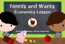 Kindergarten Social Studies / by Wendy Wilson Schirmer