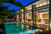 Villa Aramanis Villas in Seminyak / An excellent 3 bedroom villas complex situated in Seminyak close to beaches