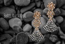 Shree Raj Mahal Earrings