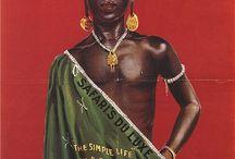 Affiche Monde colonial