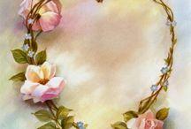 Çiçek tablo vs.