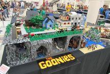 Lego / Lego Bausätze aus den Bereichen Gaming und Film