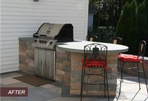 Outdoor Kitchens / Outdoor kitchens