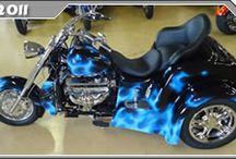 Trikes / Motorcycle trike