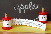 ♥ Teacher Appreciation ♥ / Thank you gift ideas for teachers :) / by Jen Ulasiewicz