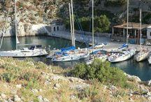 Dodekanes / Segelurlaub im Dodekanes mit seine unzähligen kleinen traumhaften Inseln wie Kos, Symi, Samos, Rhodos, Lipsi, Patmos, Leros, Astipalea und Kalymnos