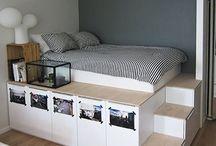 Sypialnia, pokój