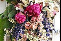 Flowers for decor