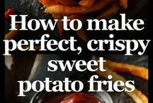sweet potatp fries