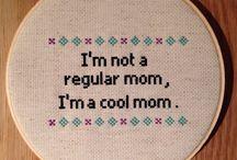 Cool mom
