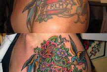 I'm inked / by Crystal Adams