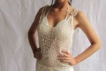 crochet clothes / by Anabella Miracolo