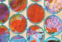 Fabric and textiles / by Donna Cosky