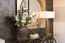 Hallway and Landing / Hallways and landings set the scene for your home, take a look at some of our favorites and then find yours.