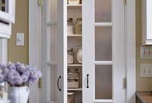 Storage/Closet Space