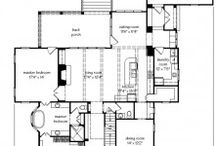 Dream House ~ House Plans  / by Jenn Withers