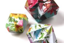 Origami and paper diy